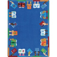 Joy Carpets Books are Handy™ Classroom Rug