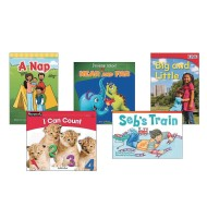 Kindergarten Classroom Library Level A Books (pack of 20)