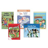 Kindergarten Essential Classroom Library Level C Books (pack of 20)