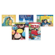 Kindergarten Essential Classroom Library Level D Books (pack of 20)