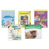 First Grade Essential Classroom Library Levels C & D Books (pack of 20)