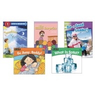 First Grade Essential Classroom Library Level E Books (pack of 20)
