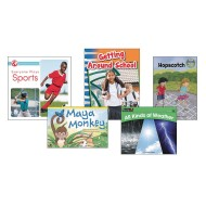 First Grade Essential Classroom Library Level F Books (pack of 20)