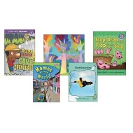 First Grade Essential Classroom Library Level I & J Books (pack of 20)