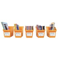 First Grade Leveled Classroom Library (set of 120)