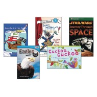 Second Grade Essential Classroom Library Level J Books (pack of 20)