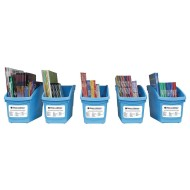 Second Grade Leveled Classroom Library (pack of 120)