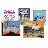 Third Grade Essential Classroom Library Level K & L Books (pack of 20)