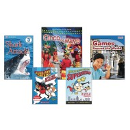 Third Grade Essential Classroom Library Level N Books (pack of 20)