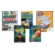 Fourth Grade Classroom Library Level R Books (pack of 20)