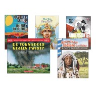 Fourth Grade Classroom Library Level S Books (pack of 20)