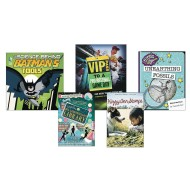 Fourth Grade Classroom Library Level T Books (pack of 20)