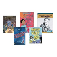 Fifth Grade Classroom Library Level S Books (pack of 20)
