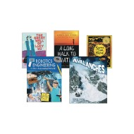 Fifth Grade Classroom Library Level W Books (pack of 20)