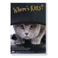 Where's Kitty? DVD