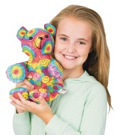 Color-Me™ Teddy Bears (makes 12)