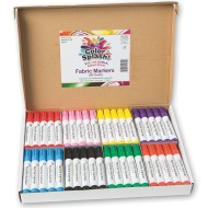 Color Splash!® Fabric Marker PlusPack (pack of 80)