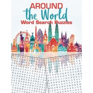 Word Search Puzzles Around The World Book