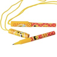 Emoji Pen Necklaces (pack of 12)