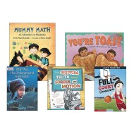 Third Grade Essential Classroom Library Level P Books (pack of 20)