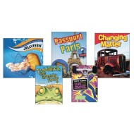 Fourth Grade Classroom Library Level O Books (pack of 20)
