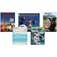 Fourth Grade Classroom Library Level P Books (pack of 20)