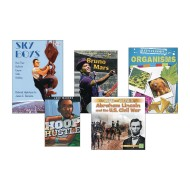 Fourth Grade Classroom Library Level Q Books (pack of 20)