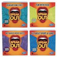 Speak Out™ Game Expansion Packs