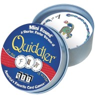 Quiddler® Mini Round Game