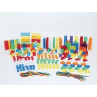 Translucent Colors Manipulative Set (set of 634)