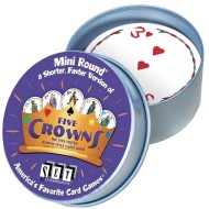 Five Crowns® Mini Round Card Game