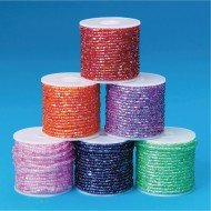 Seed Bead Wire, 5-yds