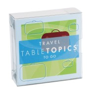 TABLETOPICS® To Go Travel