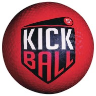 Franklin® Red Rubber Kickball, 10""