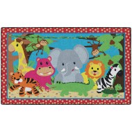 Flagship Carpet® Cutie Jungle™ Carpet