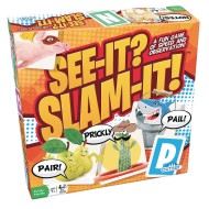 See it? Slam it! Game