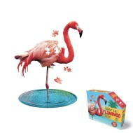 I Am Lil' Flamingo 100-Piece Jigsaw Puzzle