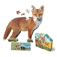 I Am Lil' Fox 100-Piece Jigsaw Puzzle