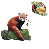 I Am Lil' Red Panda 100-Piece Jigsaw Puzzle