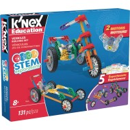 STEM Explorations Vehicles Building Set (set of 131)