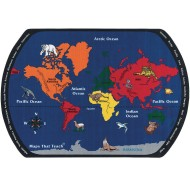 Flagship Carpets® Maps That Teach™ Carpet