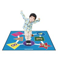 Flagship Carpets® Customatic Designs® Number Jump™ Carpet