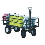 Jaypro Multi-Use Field Soccer Cart