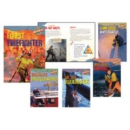 Cool Adventures Careers Books (set of 6)