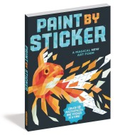 Paint by Sticker® Book