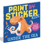 Paint by Sticker® Kids: Under The Sea