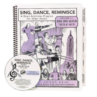 SING DANCE REMINISCE VOL 2 THE BIG BAND