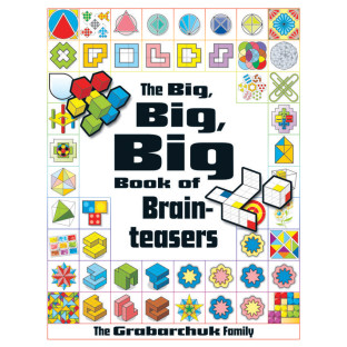 THE BIG BIG BIG BOOK OF BRAINTEASERS