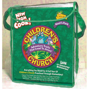 CHILDRENS CHURCH KIT GREEN EDITION