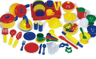 Pretend & Play Kitchen Set